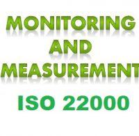 ISO 22001:2018 – ĐK – 9.1.1  Yêu cầu chung cho việc Giám sát, đo lường, phân tích và đánh giá