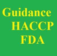 Chương 14: Sách Hướng dẫn Phân tích mối nguy và kiểm soát phòng ngừa dựa trên rủi ro cho thực phẩm cho người của FDA